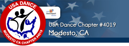 USA Dance (Modesto) Chapter #4019